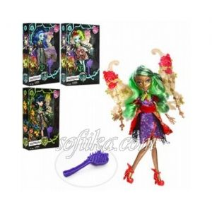 Кукла Monster High Gloom&Bloom